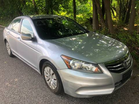 2011 Honda Accord for sale in Jamesburg, NJ