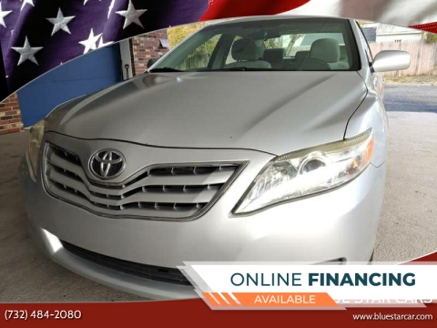 2011 Toyota Camry for sale at Blue Star Cars in Jamesburg NJ