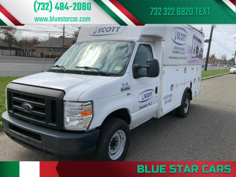 2011 Ford E-Series Chassis for sale at Blue Star Cars in Jamesburg NJ