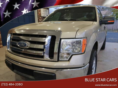 2009 Ford F-150 for sale at Blue Star Cars in Jamesburg NJ