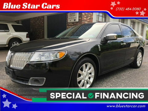 2010 Lincoln MKZ for sale at Blue Star Cars in Jamesburg NJ