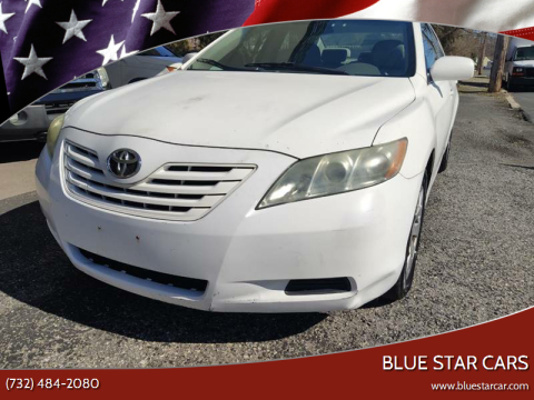 2009 Toyota Camry for sale at Blue Star Cars in Jamesburg NJ