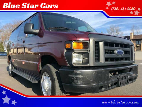 2008 Ford E-Series Wagon for sale at Blue Star Cars in Jamesburg NJ