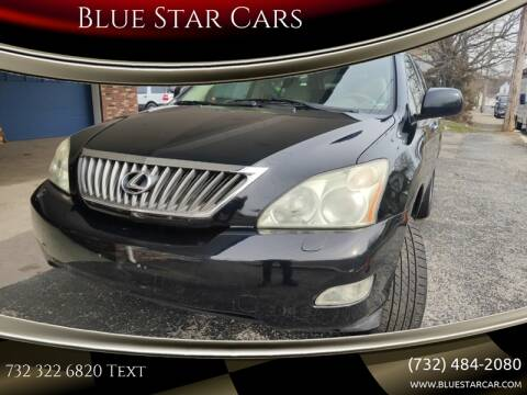 2008 Lexus RX 350 for sale at Blue Star Cars in Jamesburg NJ