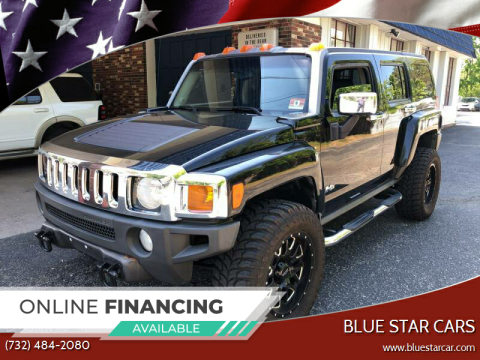 2006 HUMMER H3 for sale at Blue Star Cars in Jamesburg NJ