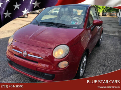 2012 FIAT 500 for sale at Blue Star Cars in Jamesburg NJ