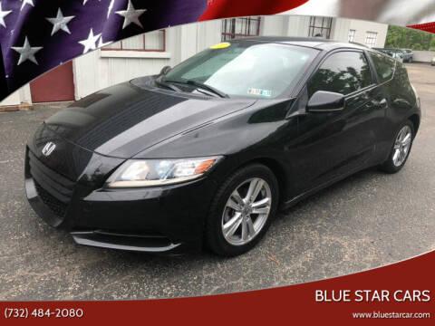 2011 Honda CR-Z for sale at Blue Star Cars in Jamesburg NJ