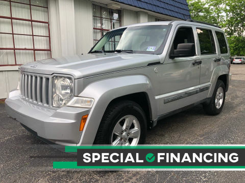 2011 Jeep Liberty for sale at Blue Star Cars in Jamesburg NJ