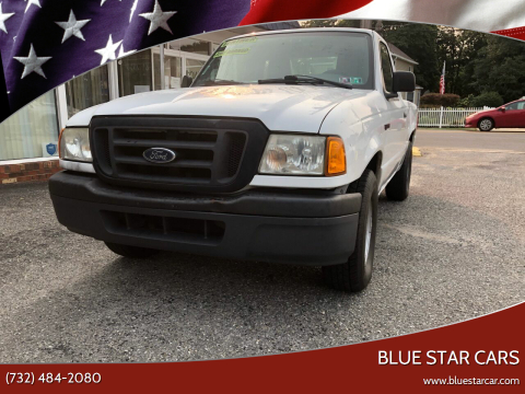 2005 Ford Ranger for sale at Blue Star Cars in Jamesburg NJ