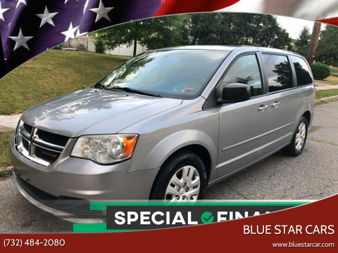 2014 Dodge Grand Caravan for sale at Blue Star Cars in Jamesburg NJ