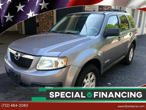 2008 Mazda Tribute for sale at Blue Star Cars in Jamesburg NJ