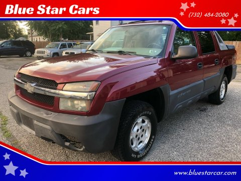 2005 Chevrolet Avalanche for sale at Blue Star Cars in Jamesburg NJ