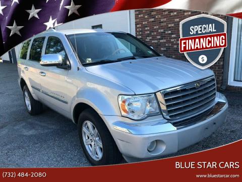 2008 Chrysler Aspen for sale at Blue Star Cars in Jamesburg NJ
