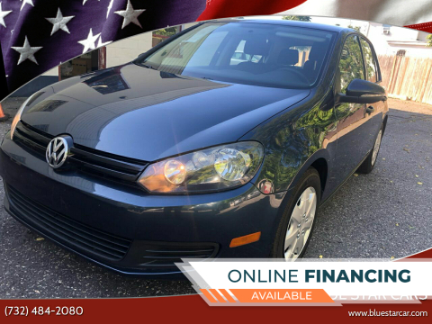 2012 Volkswagen Golf for sale at Blue Star Cars in Jamesburg NJ