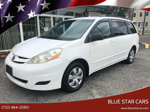 2006 Toyota Sienna for sale at Blue Star Cars in Jamesburg NJ