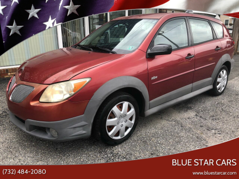 2006 Pontiac Vibe for sale at Blue Star Cars in Jamesburg NJ