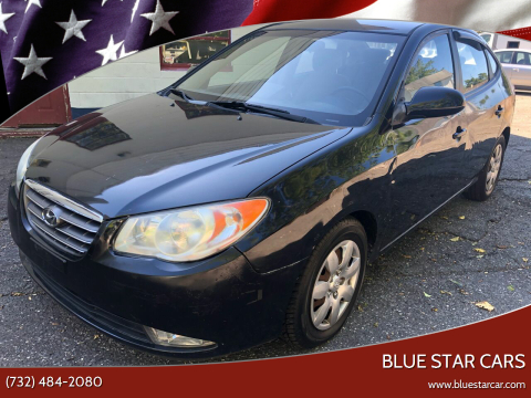 2008 Hyundai Elantra for sale at Blue Star Cars in Jamesburg NJ