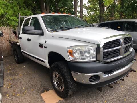 2008 Dodge Ram Pickup 2500 for sale at Blue Star Cars in Jamesburg NJ