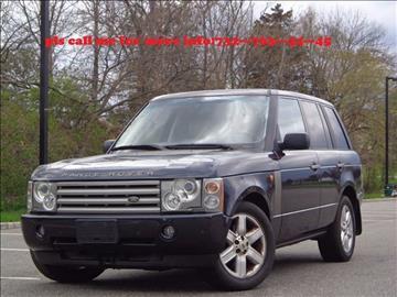2004 Land Rover Range Rover for sale in Jamesburg, NJ