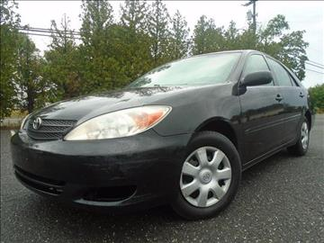 2004 Toyota Camry for sale in Jamesburg, NJ