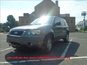2005 Ford Escape for sale in Jamesburg, NJ
