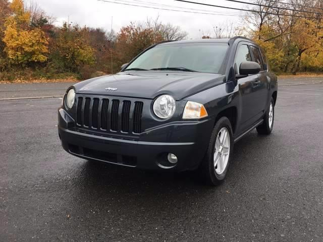 2007 Jeep Compass For Sale At Blue Star Cars In Jamesburg NJ