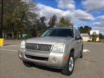 2005 Mercury Mountaineer for sale in Jamesburg, NJ