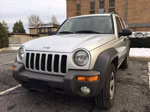 2004 Jeep Liberty for sale in Jamesburg, NJ