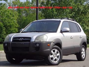 2005 Hyundai Tucson for sale in Jamesburg, NJ
