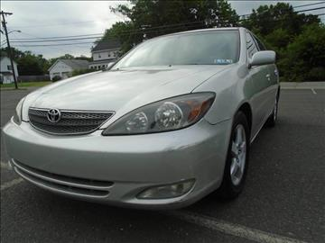 2002 Toyota Camry for sale in Jamesburg, NJ