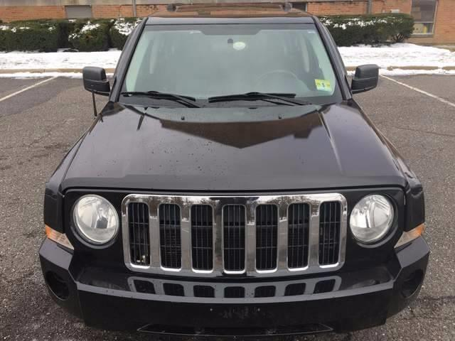 2009 Jeep Patriot 4x4 Sport 4dr SUV - Jamesburg NJ