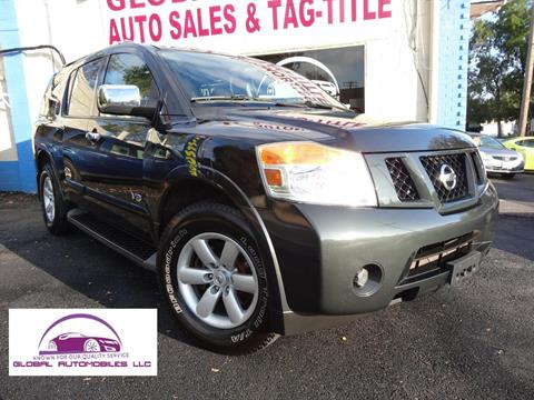 2009 Nissan Armada for sale in Baltimore, MD