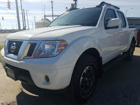 2015 Nissan Frontier for sale in Evansville, IN