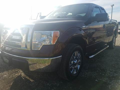 2010 Ford F-150 for sale in Evansville, IN