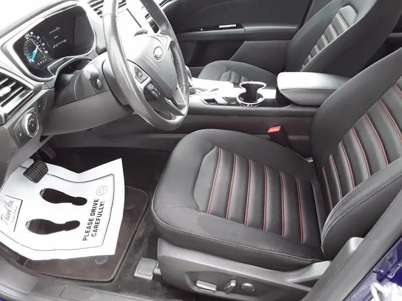 2015 Ford Fusion SE 4dr Sedan - Decatur AL