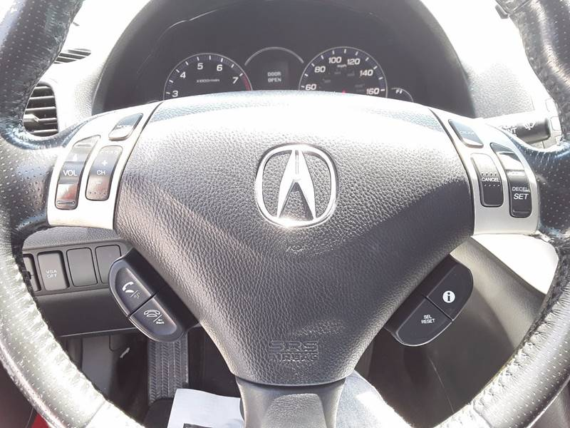 2007 Acura TSX 4dr Sedan 5A - Decatur AL