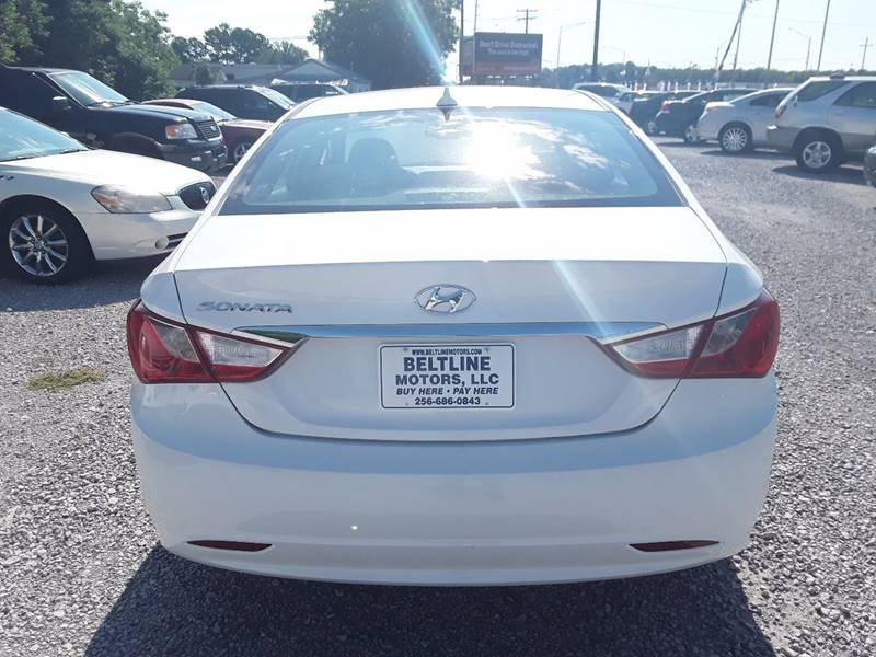 2013 Hyundai Sonata GLS 4dr Sedan - Decatur AL