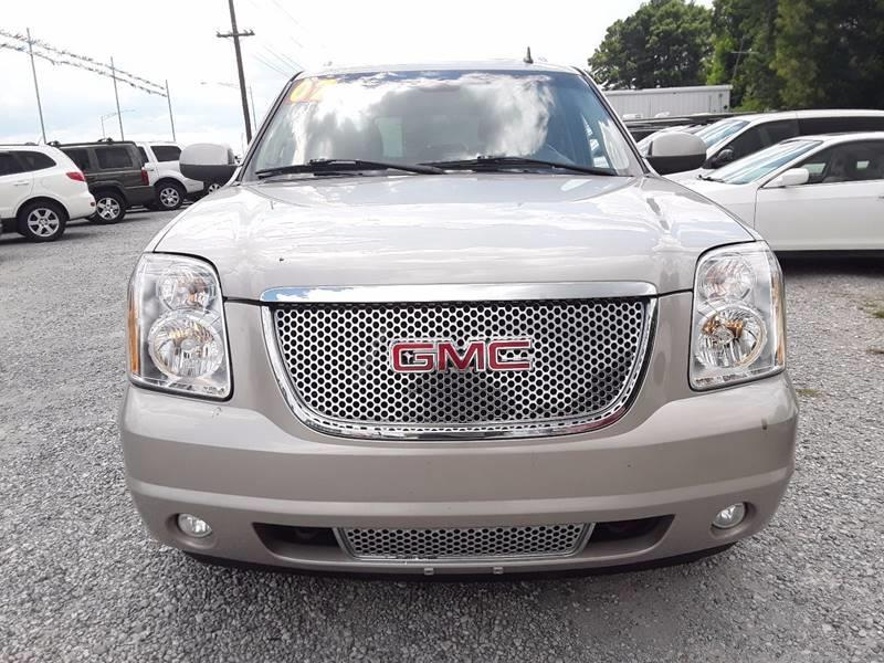 2007 GMC Yukon XL AWD Denali 4dr SUV - Decatur AL