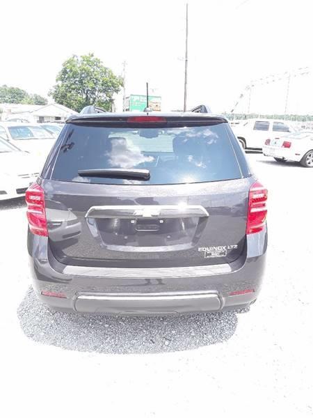 2016 Chevrolet Equinox LTZ 4dr SUV - Decatur AL