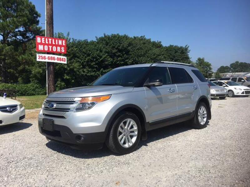 2013 Ford Explorer XLT 4dr SUV - Decatur AL