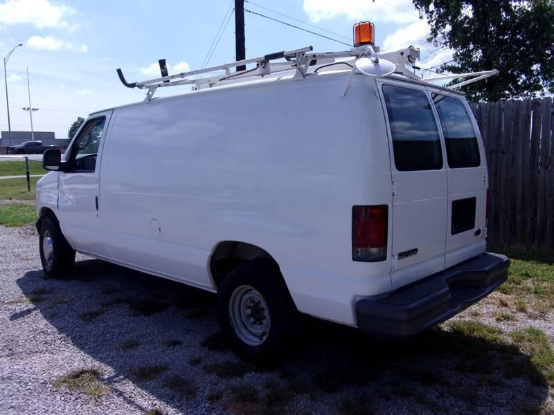 2006 Ford E-Series Cargo E-250 3dr Van - Decatur AL