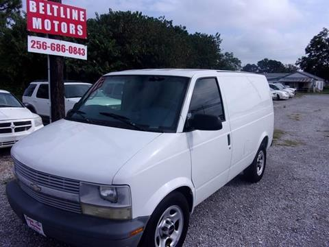 2004 Chevrolet Astro Cargo for sale in Decatur, AL