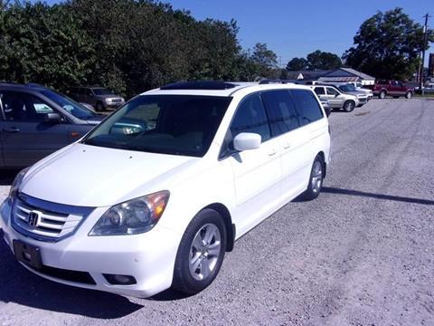 2008 Honda Odyssey for sale in Decatur, AL