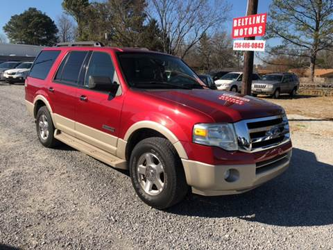 2007 ford expedition for sale in alabama. Black Bedroom Furniture Sets. Home Design Ideas