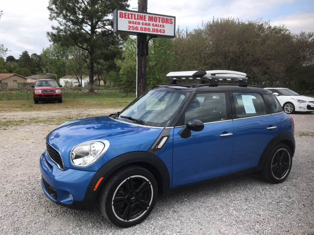 MINI Cooper Countryman 2012 S 4dr Crossover
