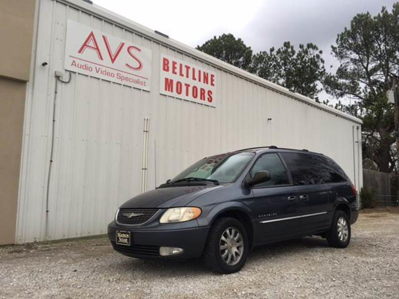 2001 Chrysler Town and Country LXi 4dr Extended Mini-Van - Decatur AL