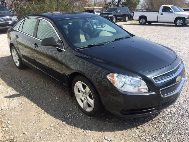 2011 Chevrolet Malibu LS 4dr Sedan - Decatur AL