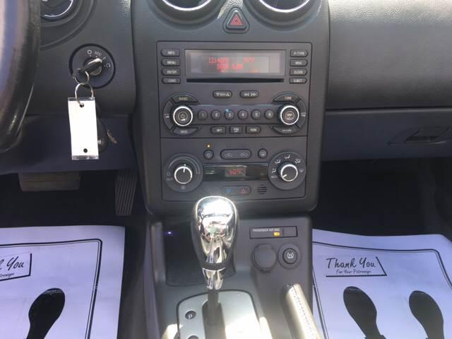 2007 Pontiac G6 GT 2dr Convertible - Decatur AL