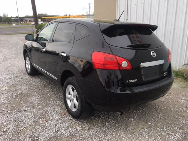 2013 Nissan Rogue AWD S 4dr Crossover - Decatur AL