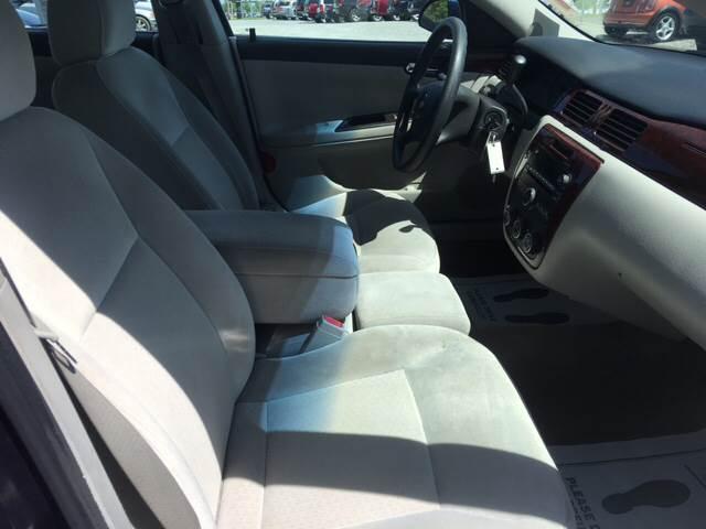 2008 Chevrolet Impala LS 4dr Sedan - Decatur AL